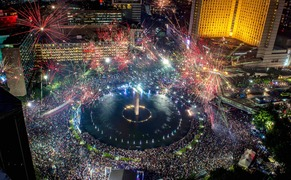 In pictures: Sydney extravaganza kicks off New Year celebrations worldwide