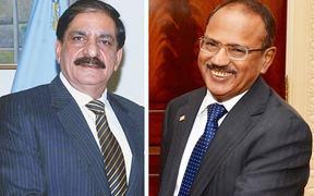 Pakistan, India NSAs hold secret dialogue