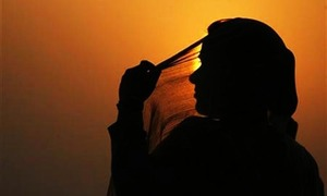 Mother of two allegedly killed by husband over 'honour' in Umerkot