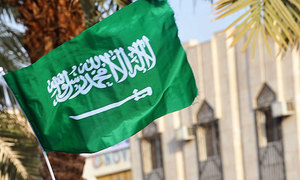 Riyadh's use of anti-terror laws against activists deplored