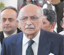 Ex-PAF chief Asghar Khan passes away