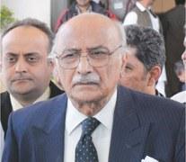 Ex-PAF chief Asghar Khan passes away
