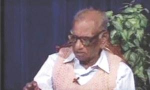 Eminent poet Rasa Chughtai passes away