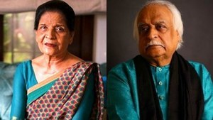Zubaida and I would always squabble over cooking, reminisces Anwar Maqsood