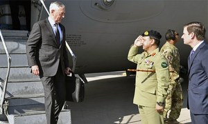 Pentagon still in touch with Pakistani military: Mattis