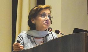پاکستان، امریکا کے ساتھ تعلقات جاری رکھے گا، تہمینہ جنجوعہ
