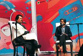 Music meet concludes with bigger attractions and audience