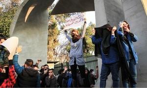 ایرانی مظاہروں کے پیچھے جائز مطالبات یا غیر ملکی سازش؟