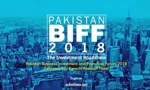 Local, global eyes on upcoming Pak BIFF'18 for investments and franchising opportunities
