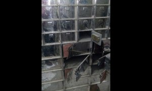 Security guard cleans out 26 bank lockers in Karachi