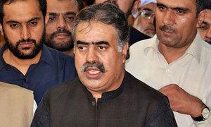 Sanaullah Zehri resigns as Balochistan chief minister amid political crisis
