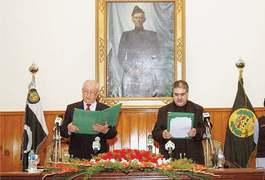 Profile: Sanullah Zehri — more of a Sardar than a politician