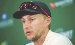 When Root slept while England burnt