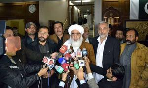 Opposition not be part of new govt set-up in Balochistan