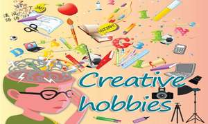 Creative hobbies