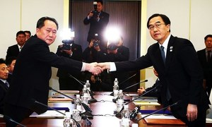 With Koreas talking again, should US be worried?