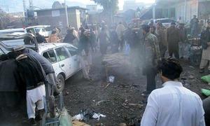 شمالی وزیرستان: بارودی سرنگ کا دھماکا، 1 اہلکار شہید