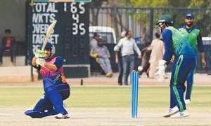 Unstoppable Shan steers UBL into One-day Cup final