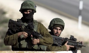 Two Palestinians killed in clashes with Israeli forces