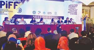 Four-day Pakistan International Film Festival to begin on March 29