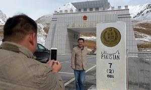 Sindh seeks legislation for registration of Chinese citizens visiting province