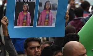 NA demands exemplary punishment for Zainab's killer
