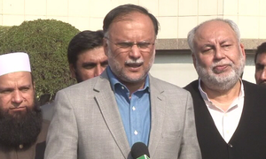 'India is an irresponsible nuclear state,' says Interior Minister Ahsan Iqbal