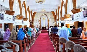 Service banned in unauthorised churches