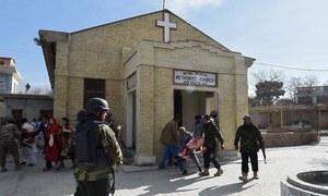 ایبٹ آباد: غیر رجسٹرڈ 6 چرچ مذہبی تقاریب کیلئے ممنوع