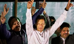 IHC again bars ECP from taking action against Imran Khan