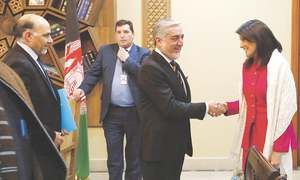 UNSC team visits Kabul in solidarity move