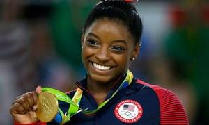 مجھے جنسی طور پر ہراساں کیا گیا، اولمپکس جمناسٹک چیمپیئن کا انکشاف