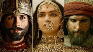 Deepika Padukone, Shahid Kapoor and Ranveer Singh will not be promoting Padmaavat