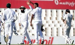 جنوبی افریقہ، بھارت دوسرا ٹیسٹ دلچسپ مرحلے میں داخل