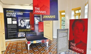 The story of Jinnah