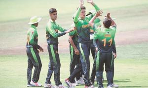 Shaheen Afridi takes six as Pakistan rout Ireland in U-19 World Cup