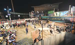 PML-N, PTI trade blows in NA on eve of Qadri sit-in
