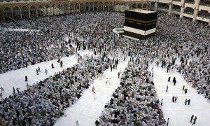 India ends decades-old subsidy for Haj pilgrims