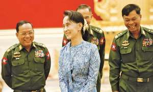 Accused of 'ethnic cleansing', Myanmar army enjoys popularity surge amid Rohingya crackdown
