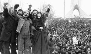 'میں نے انقلابِ ایران دیکھا'
