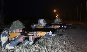 India to buy over 160,000 guns worth $553 million for border troops