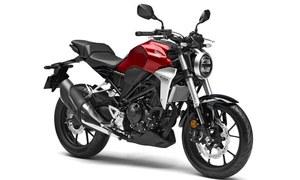 ہونڈا کی نئی سی بی 300 آر موٹرسائیکل متعارف
