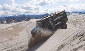 Sainz closes in on second Dakar title after penalty rescinded