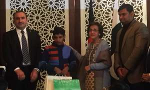 Afghan child who went missing in Islamabad in 2015 handed over to Afghan diplomats