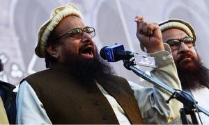 US, India urge Pakistan to prosecute Hafiz Saeed 'to the fullest'