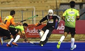 پاکستان کو ورلڈ الیون کے ہاتھوں 5-1 سے شکست