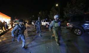 At least 6 dead as 12-hour Taliban siege at luxury Kabul hotel ends