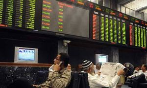 Stocks hit four-month high on aggressive foreign buying