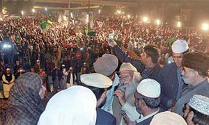 Sialvi demands Shariah in seven days