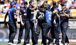 Pakistan's batting woes continue in the first T20 against New Zealand